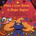 おすすめの英語絵本:When a Line Bends . . . A Shape Begins